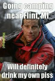 Bear Gryls Meme - even bear grylls wouldnt drink that tap water meme by swifty2 0