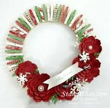 handmade christmas christmas wreath class available by mail class in stewartstown pa