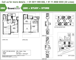 floor plan ireo grand arch gurgaon