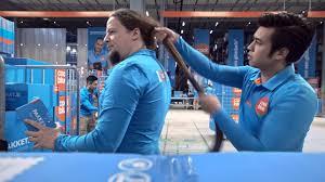 Cool Blue Nederlandse Coolblue Tv Reclame Het Paardenstaartje Youtube