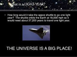 how long does it take to travel one light year images Lightyear jpg
