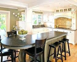 island kitchen table combo island dining table kitchen islands kitchen island with granite