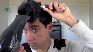 men u0027s hair tutorial zayn malik inspired hair youtube