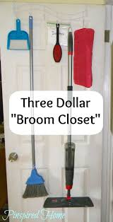 Jewelry Storage Solutions 7 Ways - best 25 broom storage ideas on pinterest kitchen cabinets new