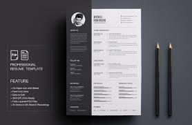 20 designer resume template word indesign psd template