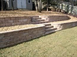 retaining garden wall ideas u2013 sdgtracker
