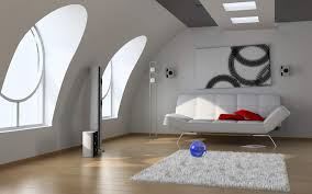 inspirational contemporary attic bedroom designs with double dome