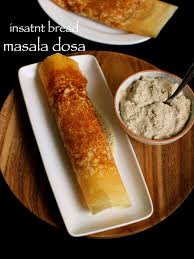 instant cuisine instant bread masala dosa recipe instant bread dosa recipe with