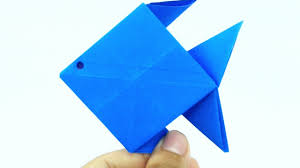 origami paper fish instructions paper folding craft videos and