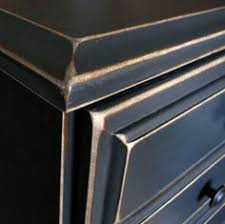 Distressing Diy by Furniture Distressing Diy Not Crazy About The Blue But Her