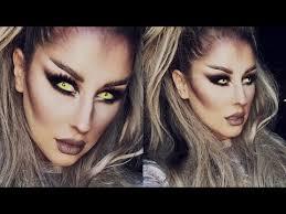 how to do galaxy makeup halloween tutorial video