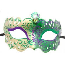 marti gras masks purple green and gold mardi gras masks mardi gras supplies