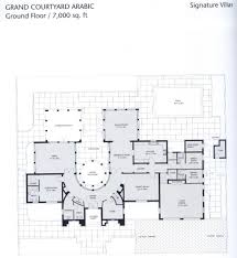 Palm Jumeirah Floor Plans by Downloads For Signature Villas Dubai