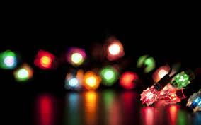 Colored Christmas Lights by Christmas Lights 729831 Walldevil
