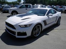 roush mustang gt used 2016 ford mustang for sale comstock ny