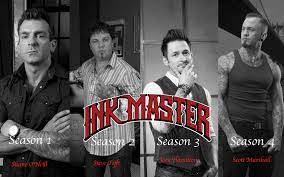 ink masters seasons 1 4 wallpaper by nickelbackloverxoxox on