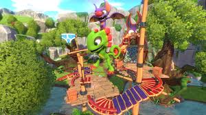 yooka laylee pc preview gamewatcher