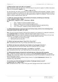 Table Sugar Formula Chapter1