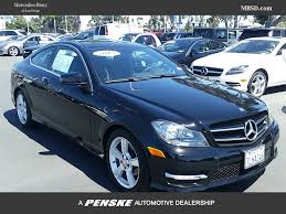 2015 used mercedes benz c class 2dr coupe c 250 rwd at mercedes
