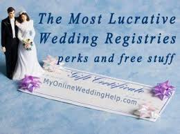 places for wedding registry top 3 most lucrative wedding registries couples wedding and
