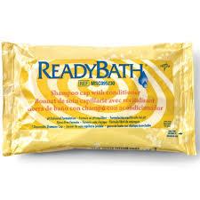 Comfort Personal Cleansing Shampoo Cap No Rinse Shampoo Cap Snap Cap