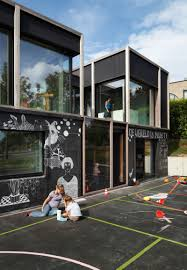 energy house zero energy house by blaf architecten