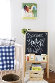 Baby Boy Nursery Decor by 50 Best Chalkboard Paint Decor Ideas Images On Pinterest Project