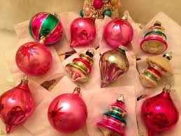 392 best vintage shiny brite ornaments for sale images on