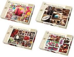 puzzle cuisine trefl cuisine decor jigsaw puzzle 1000 pieces ebay