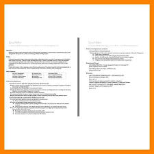 exles of one page resumes two page resume exles exles of resumes