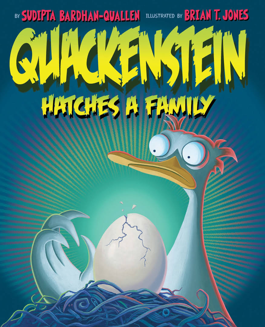 Image result for quackenstein