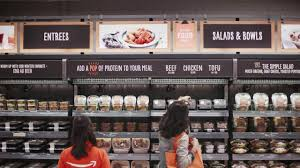 amazon amzn launches a new grocery store called amazon go that