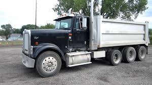 international trucks 1994 international 9300 eagle dump truck youtube