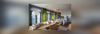 contemporary apartment incredible vertical garden walls bring vibrant life to a