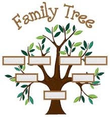 family tree embroidery design embroidery designs family trees