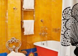 bright bathroom ideas bright colorfulm rugs small colors colored accessories ideas