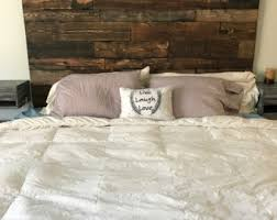Headboard For King Size Bed Wood Headboard Etsy