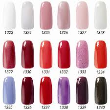 nail polish change color nail gelishgel acrylic paint different