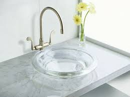 Wall Mount Bath Sink Bathroom Sink Deluxe Glass Round Sink In Wall Mount Bathroom