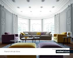 french art de vivre roche bobois pdf catalogues