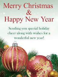 merry happy new year greeting cards birthday