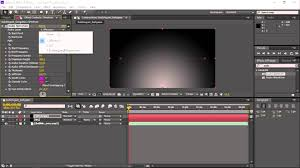 tutorial after effect bahasa tutorial audio spectrum after effect bahasa indonesia youtube