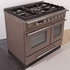 piano de cuisine pas cher cuisinière godin 034400 pas cher