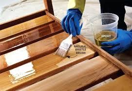 Hardwood Floor Repair Kit Epoxy On Wood Floor Gallery Home Flooring Design
