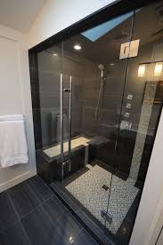 Cool Bathroom Tile Ideas Colors Best 25 Black Shower Ideas On Pinterest Toilet Design
