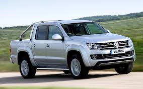 volkswagen models 2013 2013 volkswagen amarok more powerful more economical truck