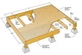 porch blueprints 9 free do it yourself deck plans