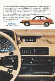 honda accord advertisement gallery