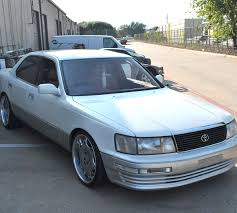 vip lexus ls400 jdm 1990 toyota celsior ls400 rhd vip sedan two tone for sale