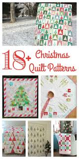 Free Christmas Tree Quilt Patterns 137 Best Christmas Quilts Images On Pinterest Quilt Block Patterns